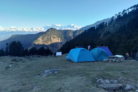 Chandershila Hike (Deoria Jungle camps)