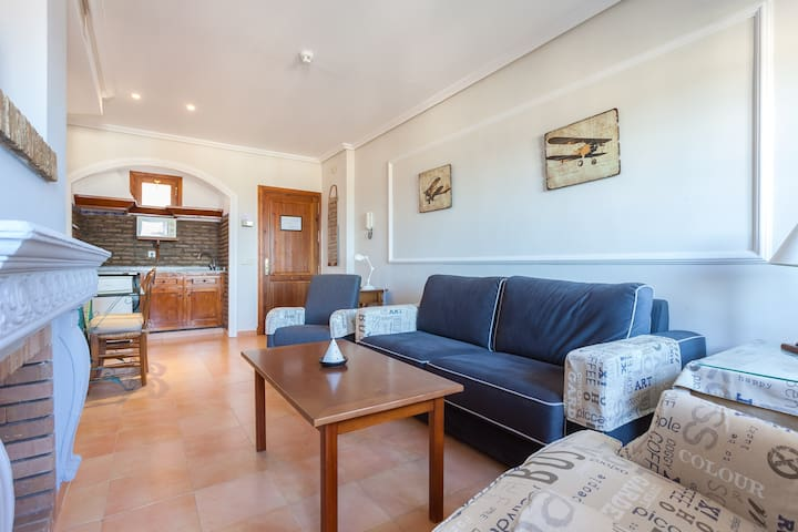 Estudio en la Bahía de Cádiz - San Fernando - Apartamento
