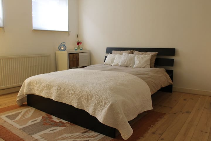 Cosy room + garden close to city and Sonsbeek park - Arnhem - Townhouse