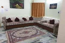 Welcome to your space of comfort and relaxation in Baroda, where you can feel at a home away from home.