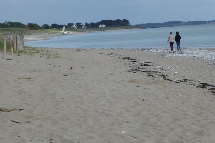 EXCEPTIONNELLE vue direct sur mer - Damgan - Casa