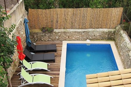 Stunning Townhouse with a pool in Alaro - Alaró