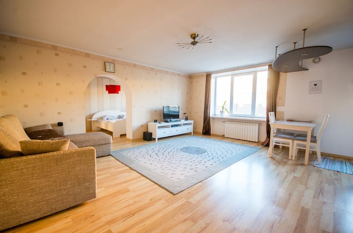 2 Room apartment with kitchen in Heart of Tallinn
