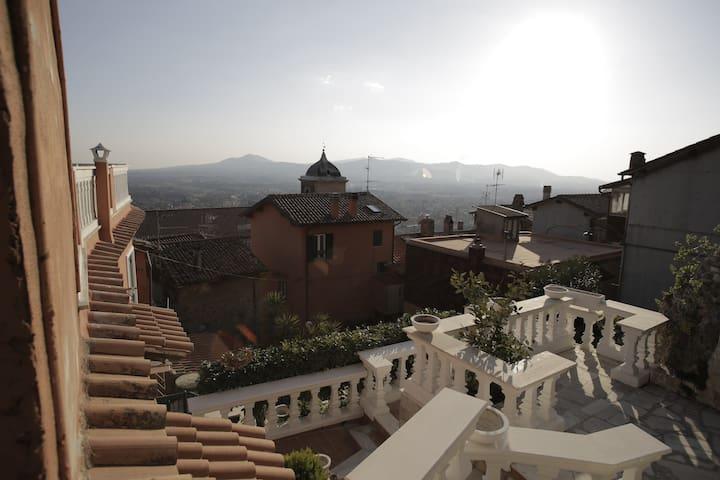 Casa Vacanze Dea della Fortuna - Palestrina - Rumah