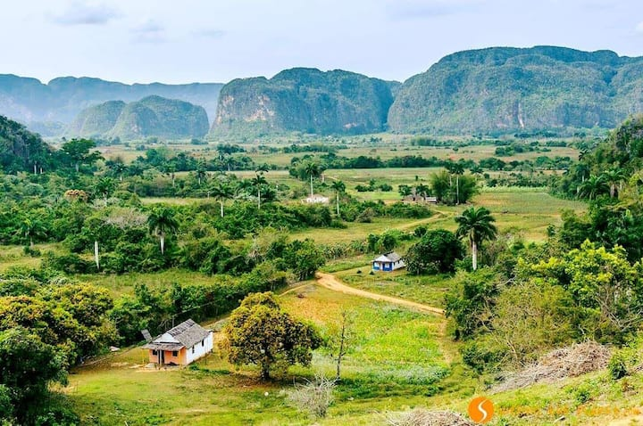 Villa La Tropical,meet Viñales