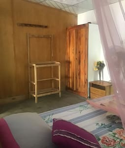 Kite Paradise Resort Triple Room with Private Bath