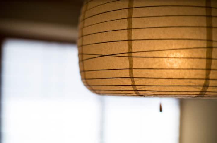 Villa Nozawa - Spacious family room can sleep 5