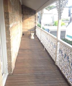 Large Double bedroom w big balcony! - Ev