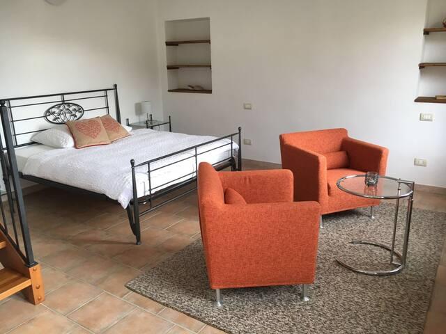 Casa Pizio, Cassine, Piemont    Suite Arneis - Cassine - Hus