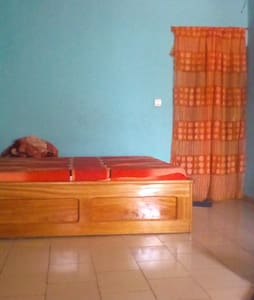 Large room with private kitchen,toilet and balcony - Buea