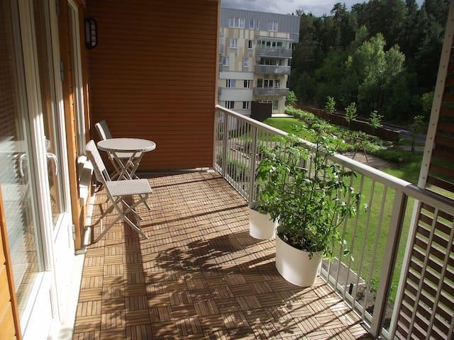 Room at Skullerud - Oslo - Lejlighed