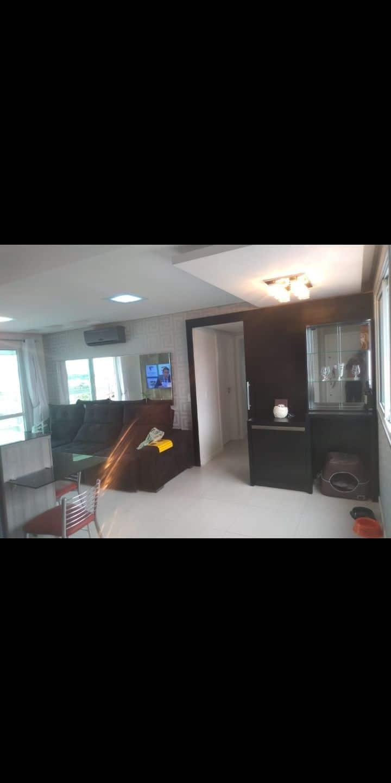 Apartamento com vista live 180° para o Mar