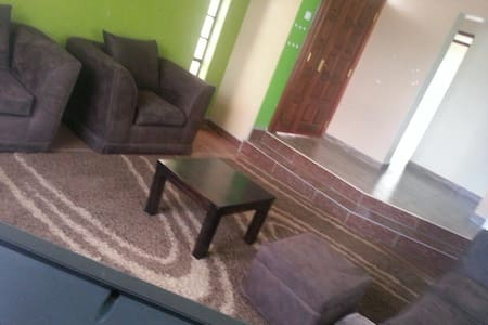 2 bedroom fully furnished bungalow - Nairobi