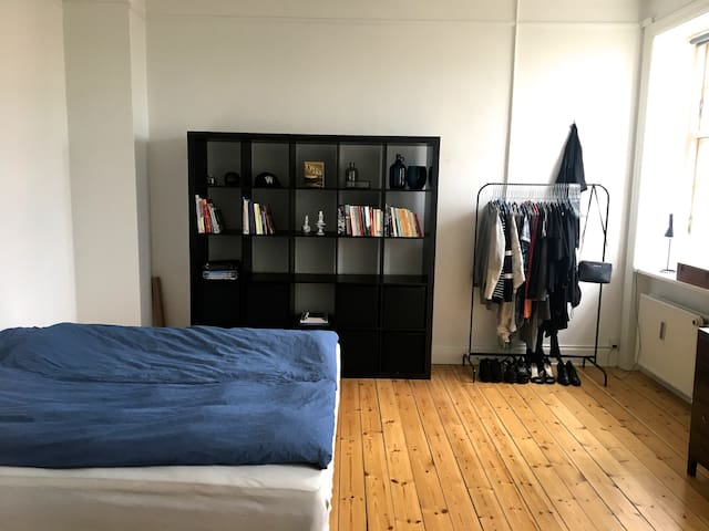 Charming apartment located in CPH! - Frederiksberg - Flat