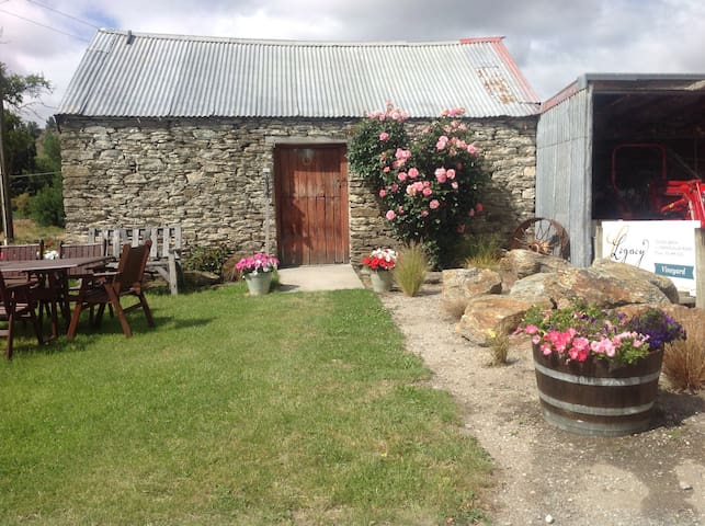 Cellar door - Legacy Vineyard