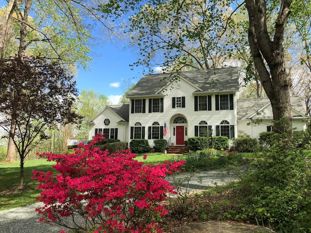 Casa Greenwood in Crozet, close to Charlottesville