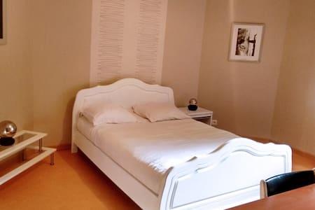 Chambres lumineuse 13 m2 à 10 minutes de Rennes - Crevin