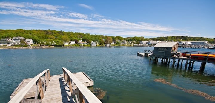 Luxury Condo on Water's Edge in Boothbay Harbor
