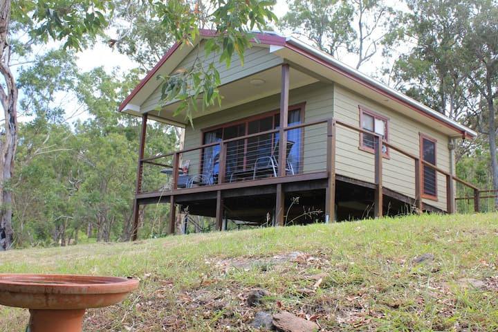 Bushland Chalet at ecoRidge Hideaway Retreat
