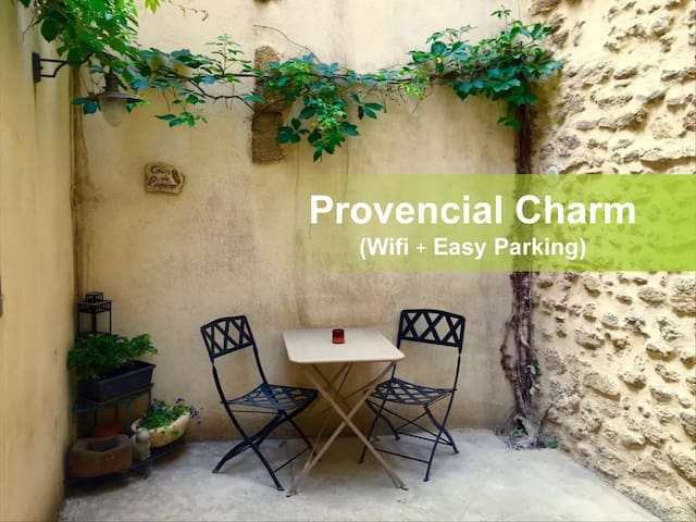 Old provincial charm / Charme provencal ancient - Sorgues - House