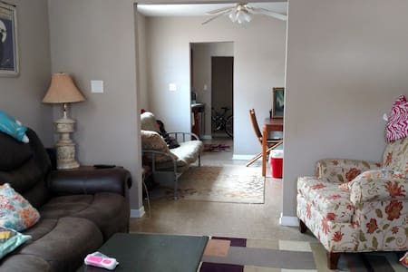 Cozy room near City Park - New Orleans - Haus