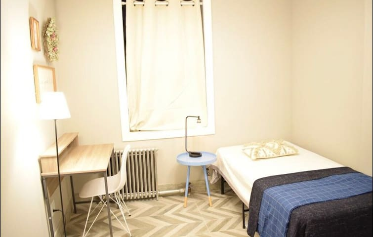 Clean Beautiful New apartment renovated in 2019