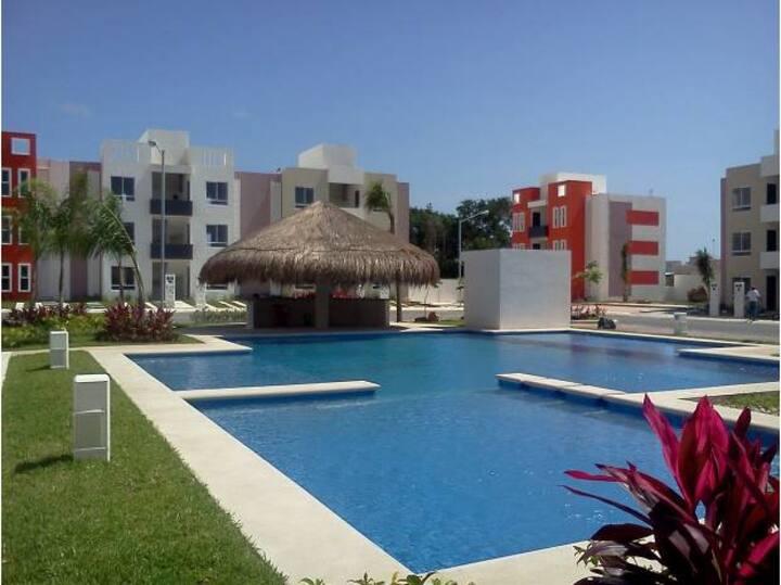 Departamento pequeño para vacaciones en Acapulco