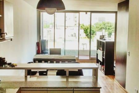 Luminous Studio Apartment in Palermo - Buenos Aires