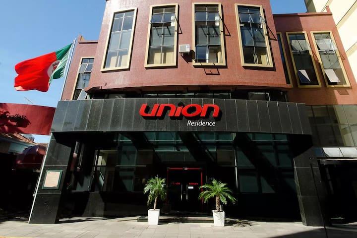 Flat no Centro - Union Residence - n° 114