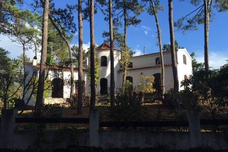 Rustic House in a calm but convenient location - Colares