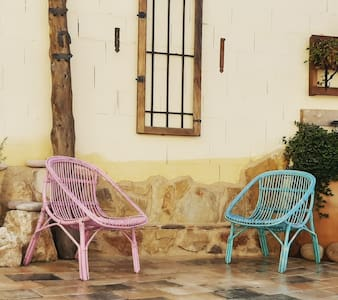 """Casa rural """"Pies de Gato"""". Hoces Río Gritos."""