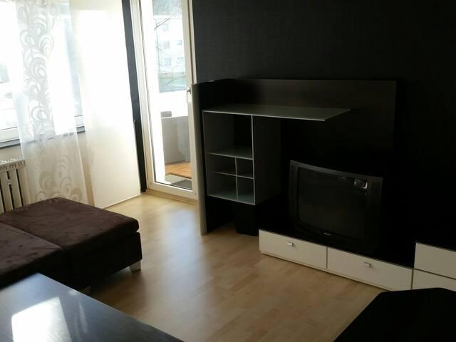 Zentrale 3-Zimmer Wohnung mitBalkon - Wolfsburg - Byt