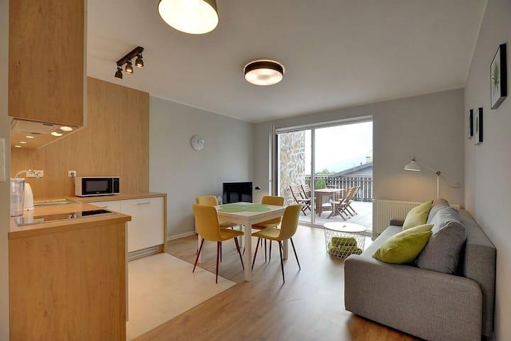 Apartament Szrenicowy Widok B2 Perła Apart- Invest