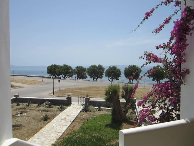 Nice seashore apartment in Chora - Tinos