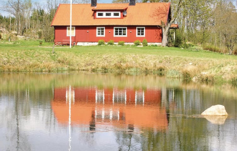 Holiday cottage with 3 bedrooms on 170 m² in Oskarström