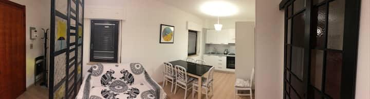 appartamento nuovo 4 persone a 80m dal mare