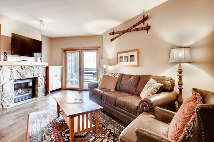 Copper Mtn Passage Point Penthouse Jr 2 Bedroom