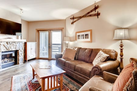 Copper Mtn Passage Point Penthouse Jr 2 Bedroom - Copper Mountain - 公寓