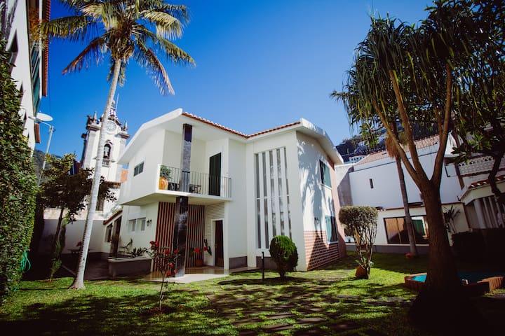 Vila Luis Mendes,Ribeira Brava