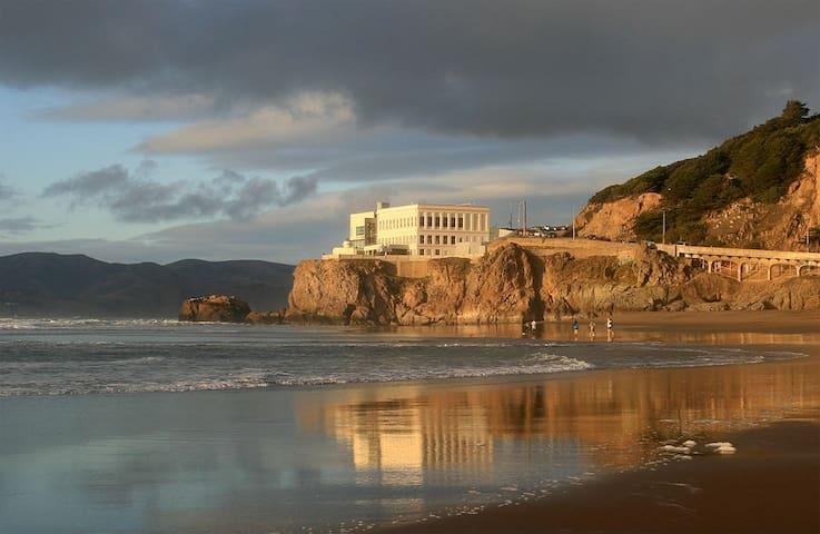 Oceanfront San Francisco House