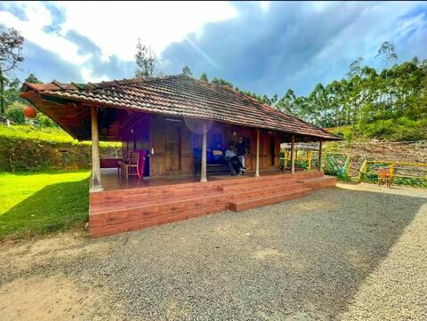 Nature Castle (Merin Villa), Munnar, Vattavada