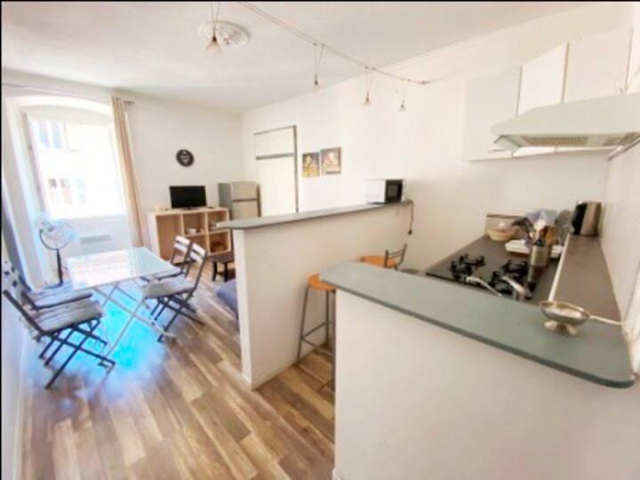 Joli appartement à Corté (Centre ville)