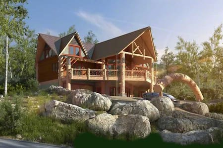 CopperLeaf at Eagles Nest, Luxury home sleep 14 - Banner Elk