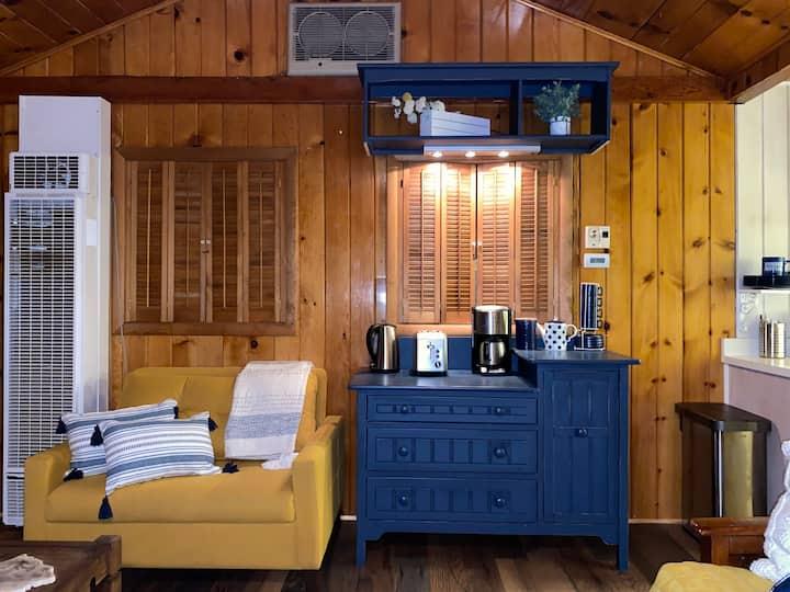 RiverKern Craftsman Style Cabin