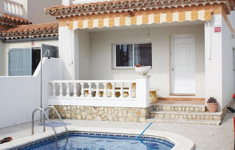 House with private pool and barbecue - Miami Platja - House