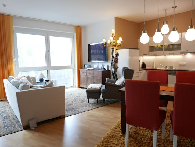Large Private Apartment in Klagenfurt's CENTER
