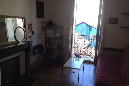sunny flat in the city center of Grenoble - Grenoble - Wohnung