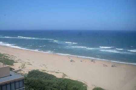 Beachfront Apartment - Amanzimtoti