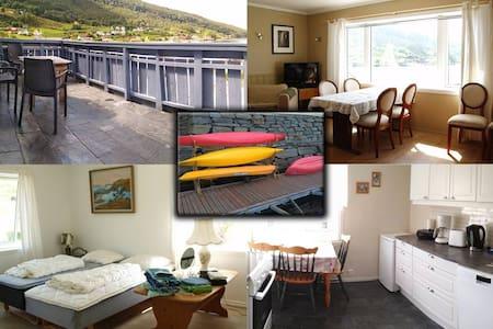 Large apartment - Herand, Hardanger