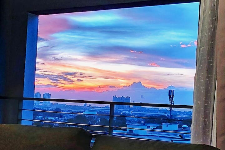 Puchong SetiaWalk Sunset view PFCC IOI by HSHbyA&A